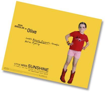 Visual Communication - Little Miss Sunshine Essay